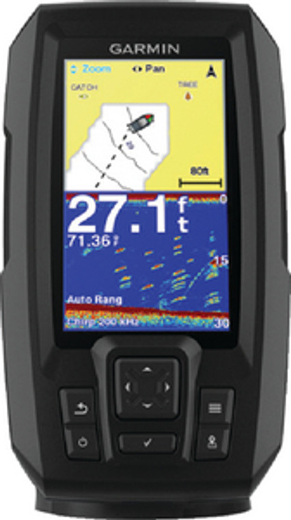 STRIKER PLUS 4CV STRIKER PLUS FISHFINDERS/GPS COMBO (GARMIN)