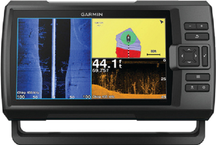 STRIKER PLUS 9SV STRIKER PLUS FISHFINDERS/GPS COMBO (GARMIN)