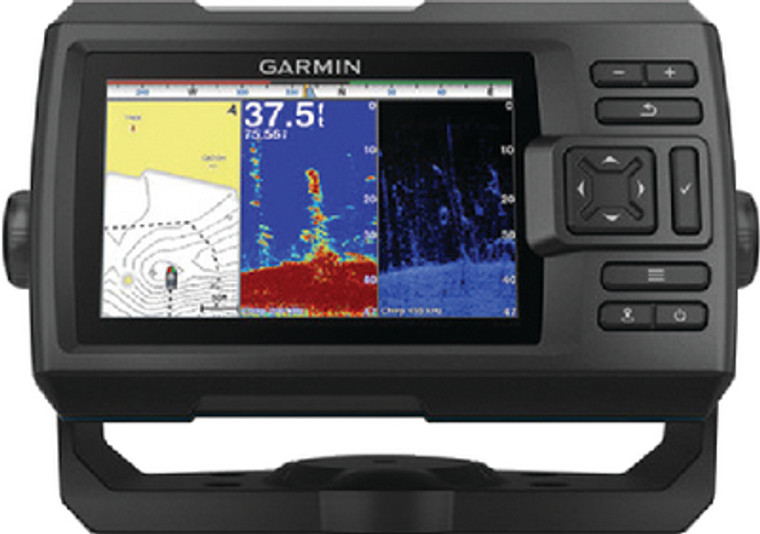 STRIKER PLUS 5CV STRIKER PLUS FISHFINDERS/GPS COMBO (GARMIN)