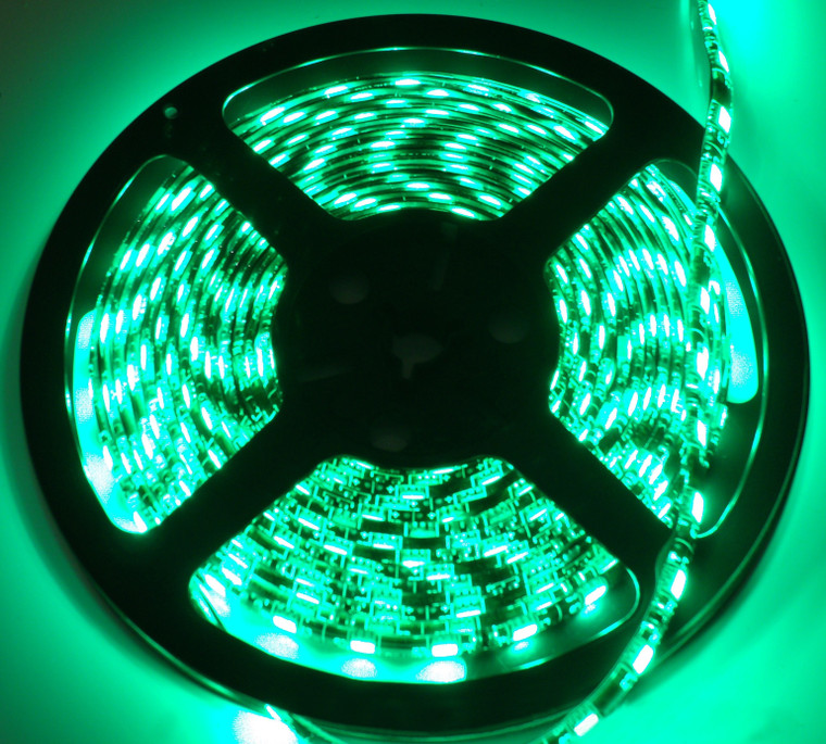 9ft (3M) 3528 LED Strip (Green)