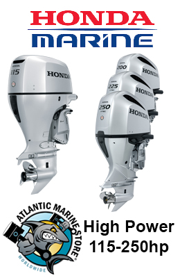 Honda High Power Outboards