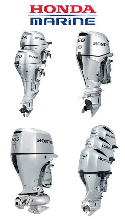 Click for Honda Outboards