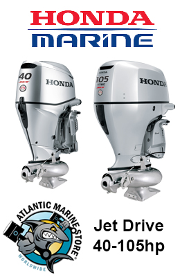 Honda Jet Drive Outboards