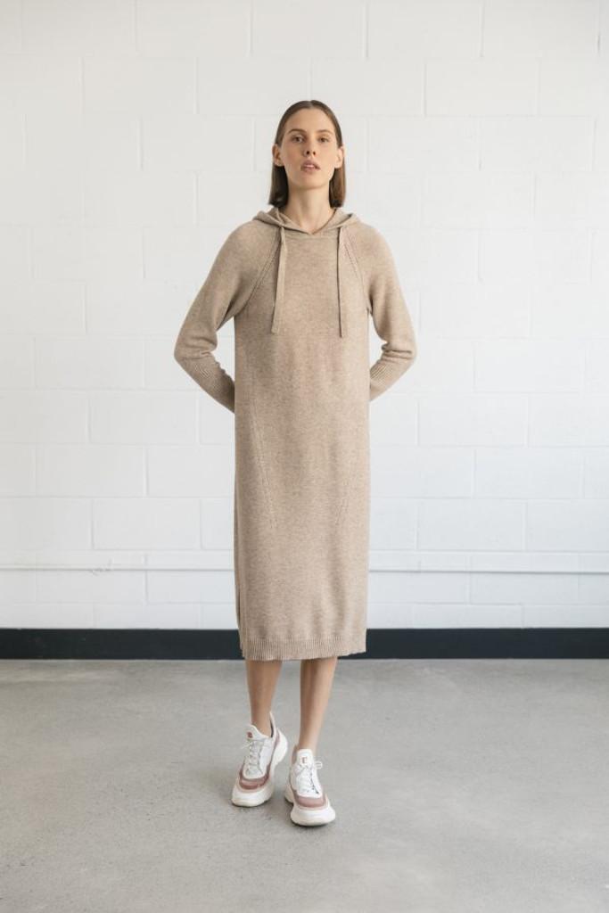 Long Hoody Dress 20-013