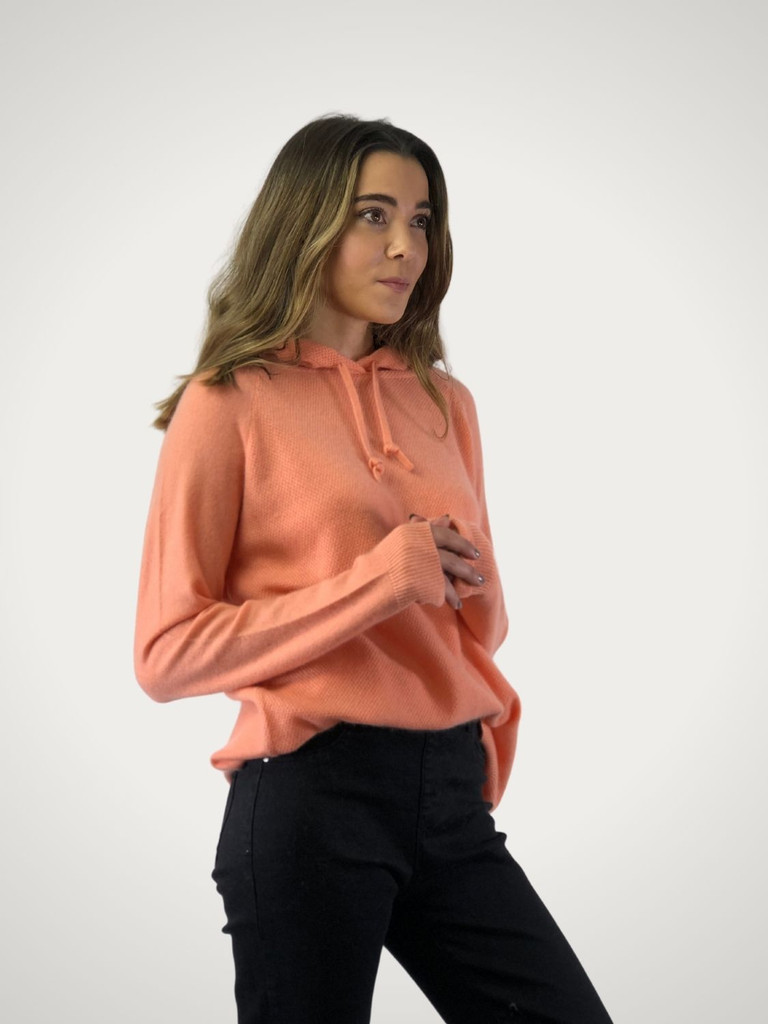 Sweater Cashmere Hoodie