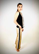 Trousers w Stripe