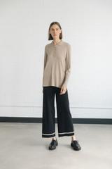 Three Button Sweater 20-908