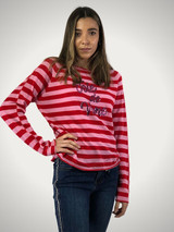 Sweater Knit Stripes