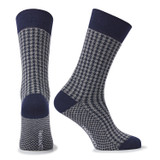 Socks Houndstooth
