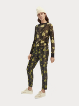 Trousers Floral 159071