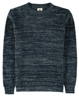 Blue Melee Sweater