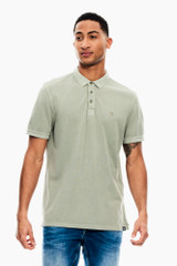 Classic Olive Green Polo Shirt