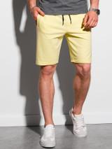 Sweat Shorts Yellow