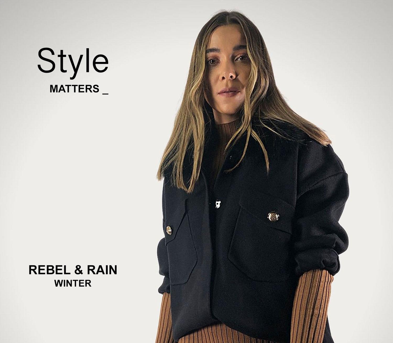 Rebel & Rain Winter Collection