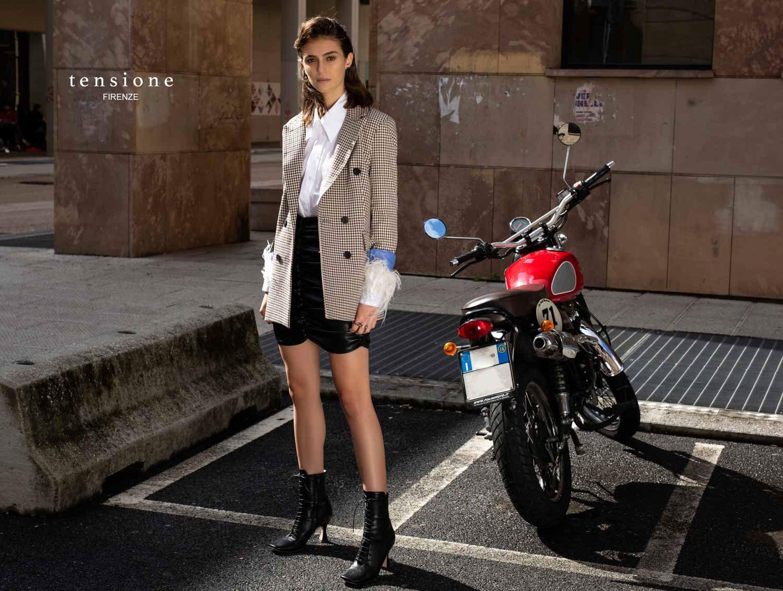 Italian fashion tensione firenze