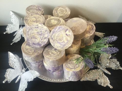 Lavender Luxurious Body Bar