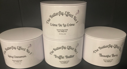 12oz The Butterfly Effect Soy Candles