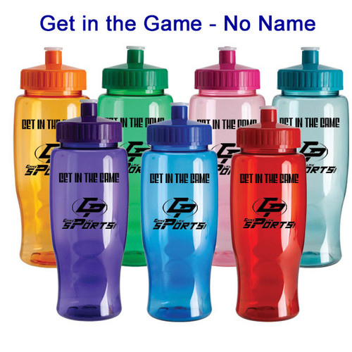 Squeeze Sport 27oz Plastic Water Bottle