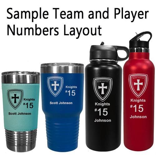 Layout of Logos