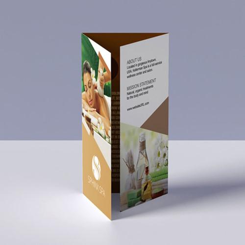 Custom Brochures (2500ct w/4 hrs Design)