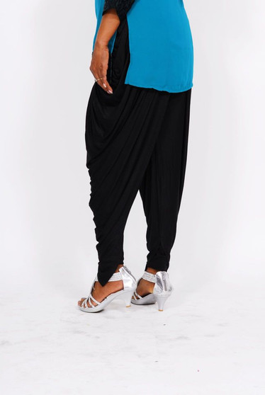 Ladies Patiyala Leggings - Black