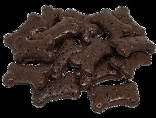 Mini Bones: Peanut Butter & Carob Flavor