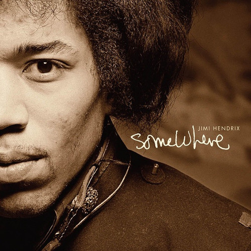 Jimi Hendrix - Somewhere (limited edition numbered copies)