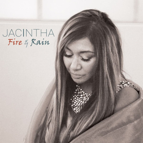 Jacintha - Fire & Rain (2x45 RPM 180g vinyl)