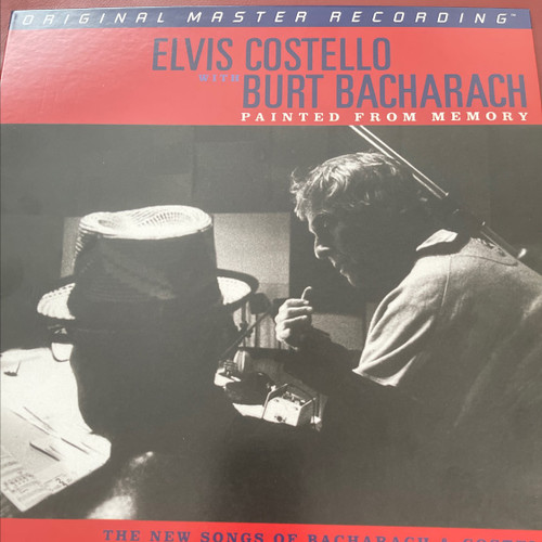 Elvis Costello - Painted From Memory with Burt Bacharach (MoFi)
