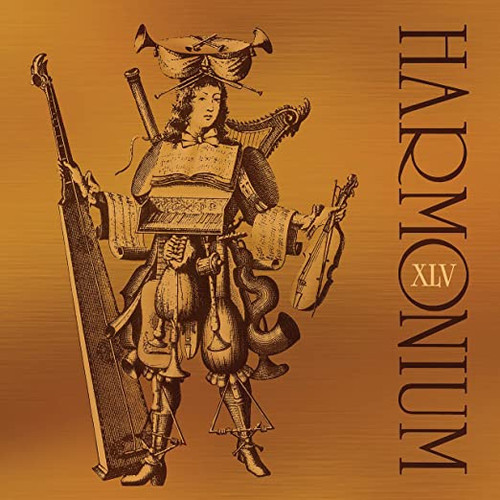 Harmonium - Harmonium XLV (45e Anniversaire - Remix)