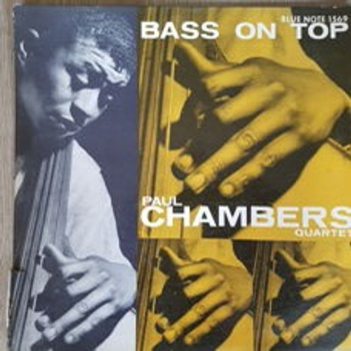 Paul Chambers Quartet - Bass On Top (Tone Poet)