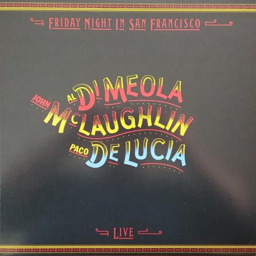 Al Di Meola - Friday Night In San Francisco (Impex 180g pressing)