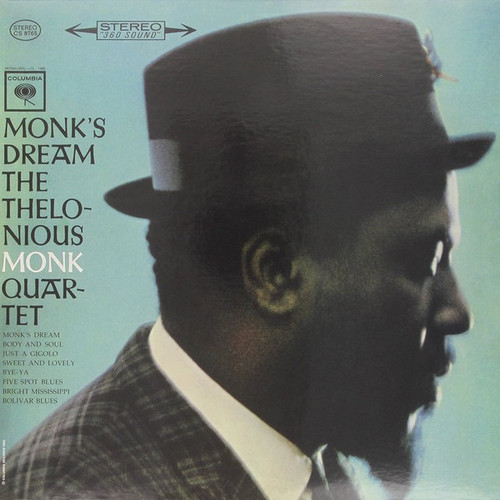 The Thelonious Monk Quartet - Monk's Dream (Impex Audiophile pressing)