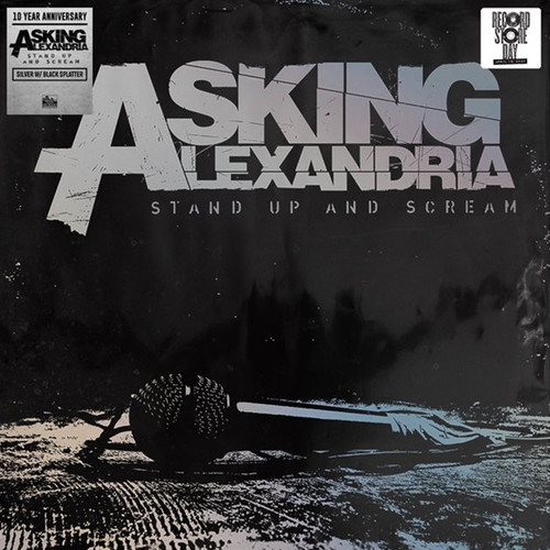 Asking Alexandria - Stand Up and Scream (RSD 2020 10th Anniversary Edition)
