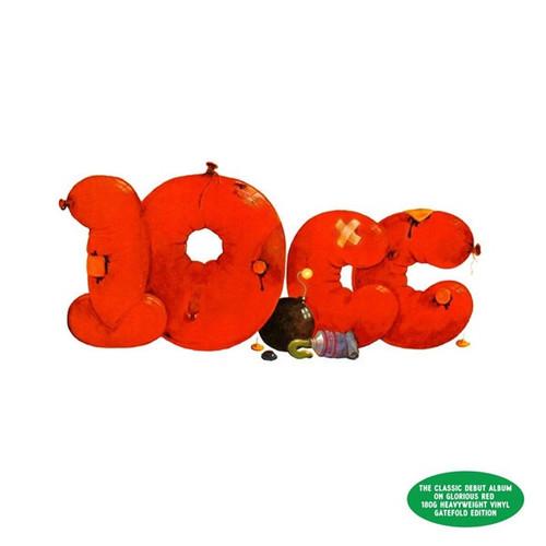 10cc - S/T (180g Reissue on Red Vinyl)
