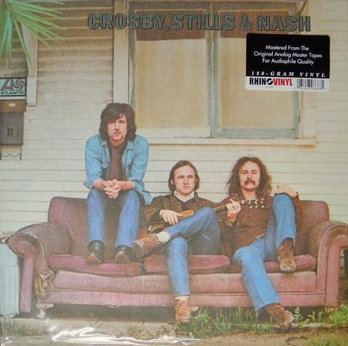 Crosby, Stills & Nash (CSN) - S/T (180g Reissue)