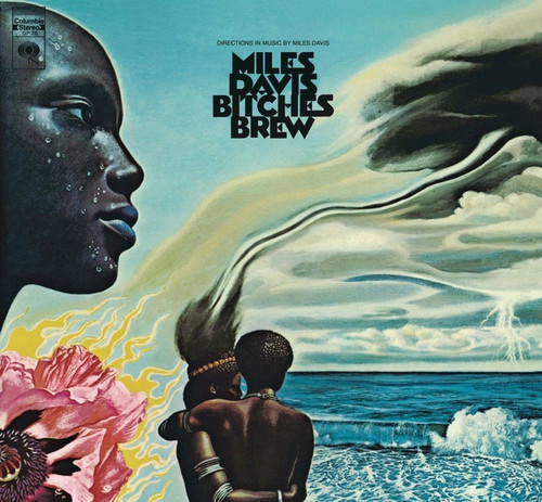 Miles Davis - Bitches Brew  (2LP Remaster)