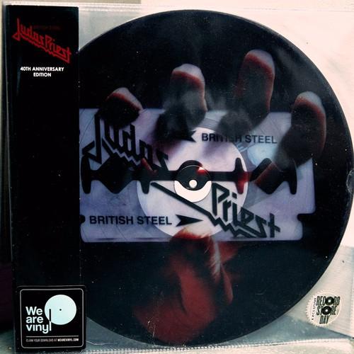 Judas Priest - British Steel (RSD 2020 2LP 40th Anniversary Pic)