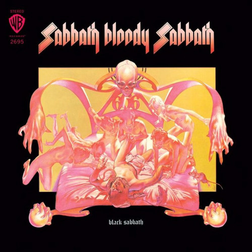 Black Sabbath - Sabbath Bloody Sabbath (180g)