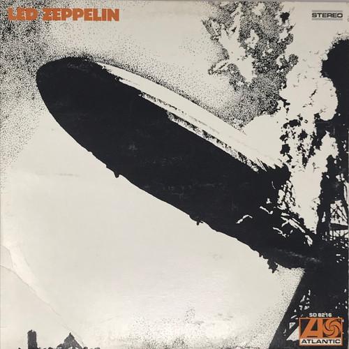 Led Zeppelin - S/T (Late 70's Reissue)
