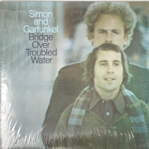 Simon and Garfunkel - Bridge Over Troubled Water (Columbia Two-Eye 1st Pressing in Open Shrink)