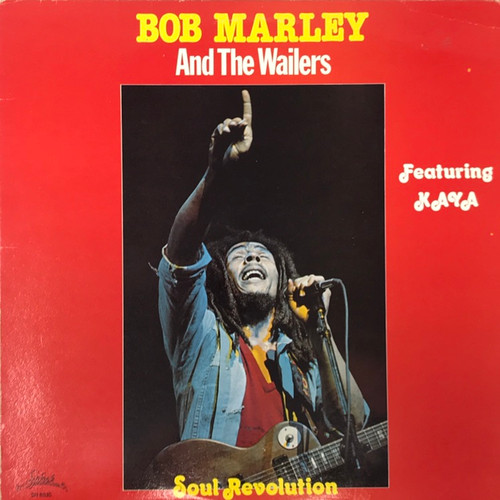 Bob Marley and The Wailers - Soul Revolution