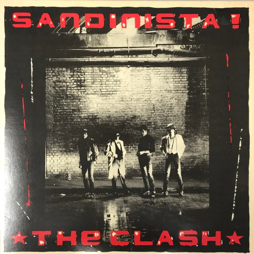 The Clash - Sandinista! (Early Canadian Pressing)