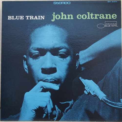 John Coltrane - Blue Train -Sealed 1993 Blue Note