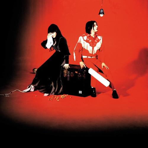 The White Stripes - Elephant -Sealed 2013 coloured vinyl