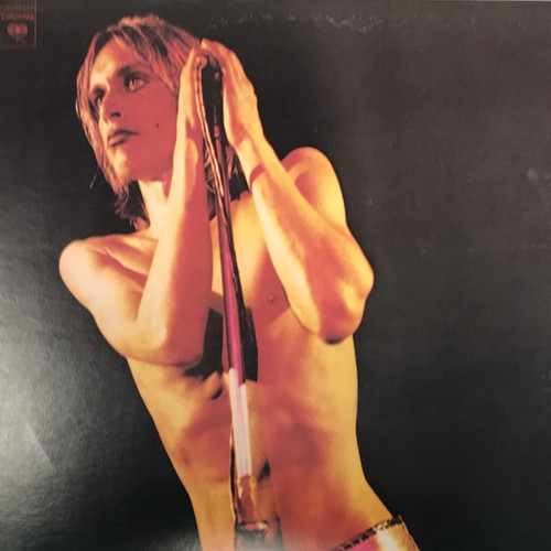 The Stooges - Raw Power (Early Canadian Reissue)