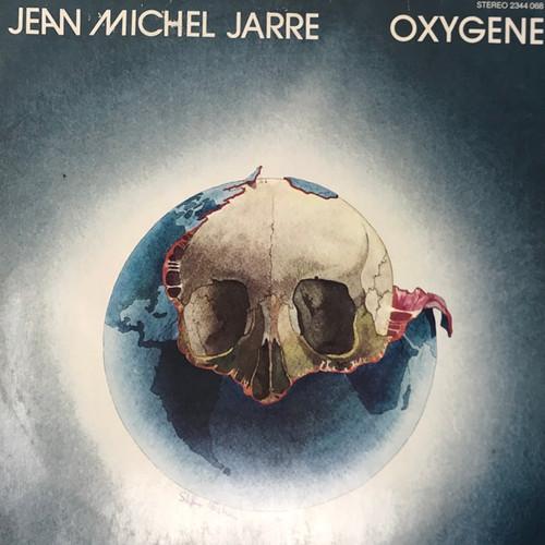 Jean Michel Jarre - Oxygene (German Pressing)