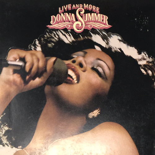 Donna Summer - Love and More (US 1st)