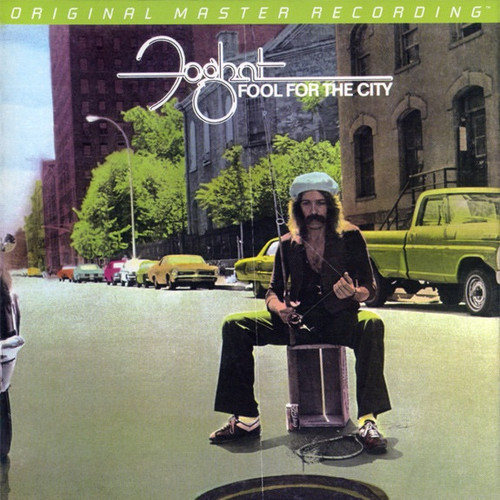 Foghat - Fool For The City (MoFi)