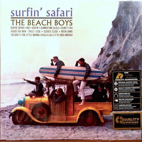 The Beach Boys - Surfin' Safari (Mono Analogue Productions)